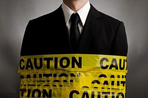 Caution Suit