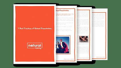 7 Best Practices of Natural Presentation
