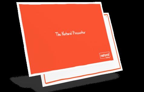 Natural Presenter programme image