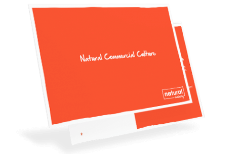 Natural Commercial Culture cover